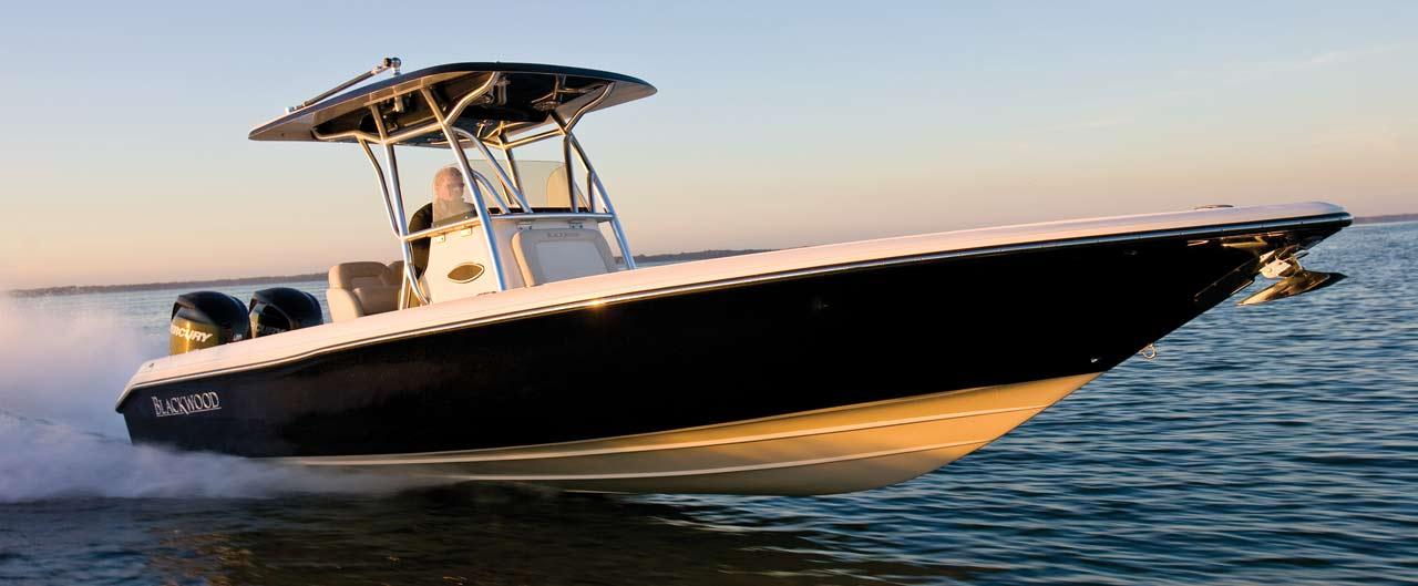 American Marine Sports Shearwater Blackwood Sterling Boats